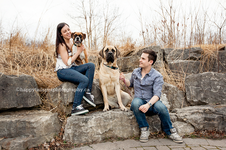 Dog and family photographer in Ontario and GTA.