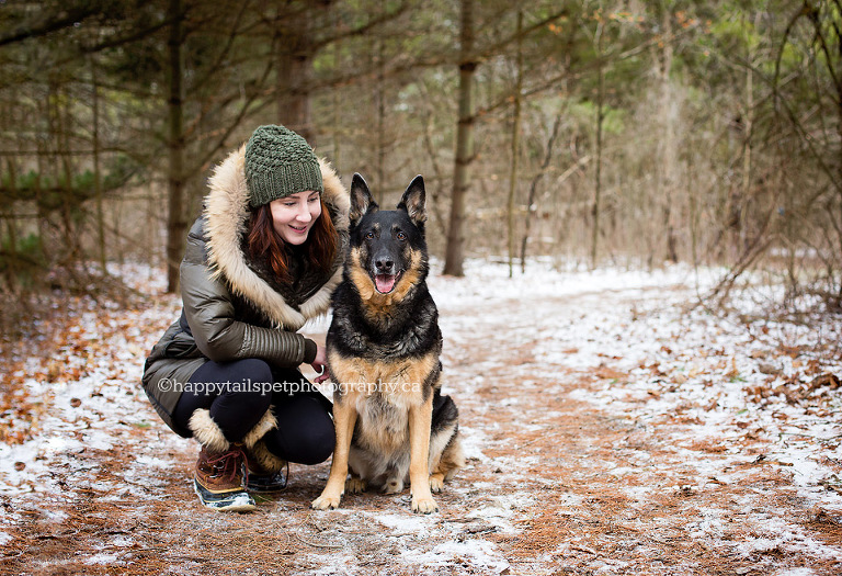 Niagara people and pet photography at Shorthills Provincial Park.
